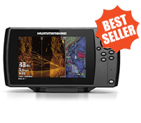 Humminbird HELIX 7 Series Fishfinders | Factory Outlet Store