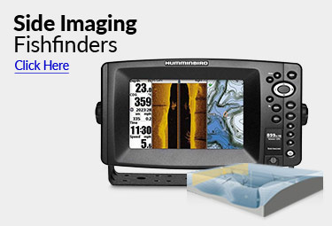 Side Imaging Fishfinders