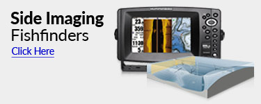 Humminbird fishfinders humminbird transducers for Fish finder side imaging