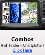 Combos-Fish Finder+Chartplotter
