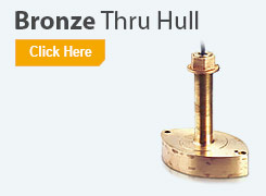 Bronze Thru Hull