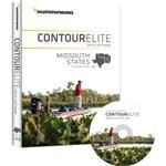 Humminbird 600010-3 Contour Elite MidSouth States - Version 3