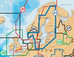 Humminbird Sd/44xg Xl9 44xg - Baltic-finland-sweden-norway South