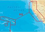 Humminbird MSD/912PP Platinum Plus 912PP - US West Coast - Hawaii
