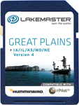 Humminbird 600017-1 Lakemaster Chart Great Plains