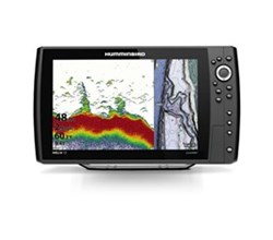 Center Console Boat humminbird helix 12 g3n