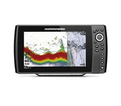 Center Console Boat humminbird helix 10 g3n