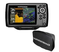Humminbird Rebate Center humminbird helix 5 chirp di gps g2 combo with free cover