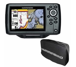 Humminbird Rebate Center humminbird helix 5 chirp gps g2 combo with free cover