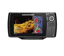 Humminbird HELIX Series Fishfinders hummingbird helix 7 chirp fishfinder gps combo g3 with t shirt