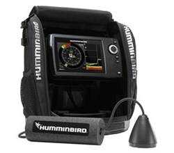 Humminbird HELIX Series Fishfinders humminbird ice helix 5 chirp g2