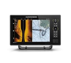 Cross Touch Interface humminbird solix 10 chirp mega si g3